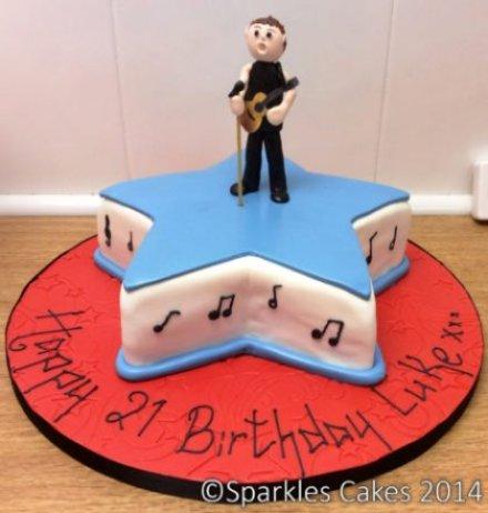 Birthday cake 7