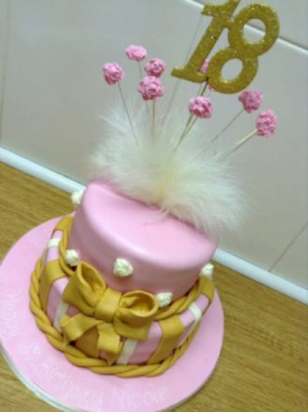 Birthday cake 23