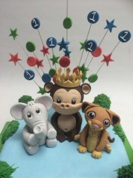 Birthday cake 35