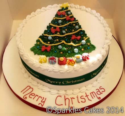 Celebration cake 1