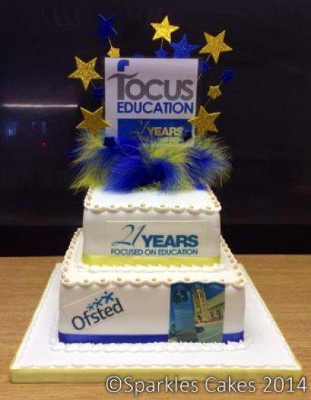 Celebration cake 3