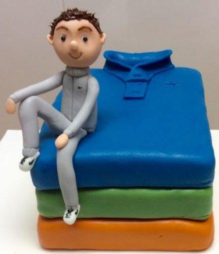 Birthday cake 50